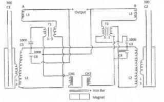 Генератор свободной энергии: схемы, инструкции, описание, как собрать