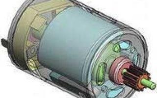 Методы запуска электродвигателя постоянного тока — схемы