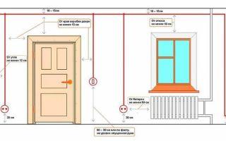 Оцените схему электропроводки частного дома — нормальная ли она?
