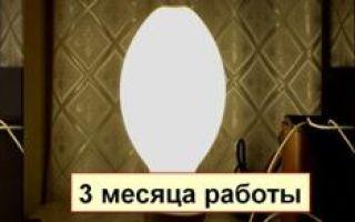 Ртутные и светодиодные лампы дрл — характеристики