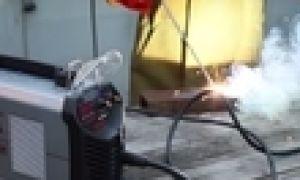 Какой нужен кабель для сварочного аппарата ресанта саи 220пн?
