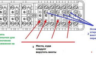 Коробка испытательная переходная (кип) — варианты подключения