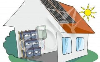 Солнечные электростанции: готовые решения для дома и дачи