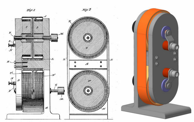 Магнитный двигатель своими руками: как сделать