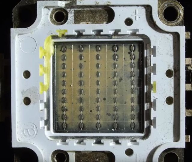 Почему мигает прожектор при подключении датчика движения tw10?