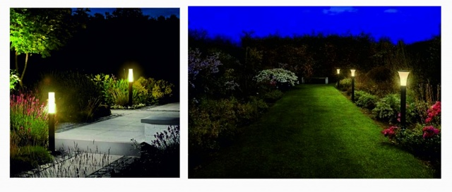 Освещение садовых дорожек: фото идеи, требования, варианты подсветки