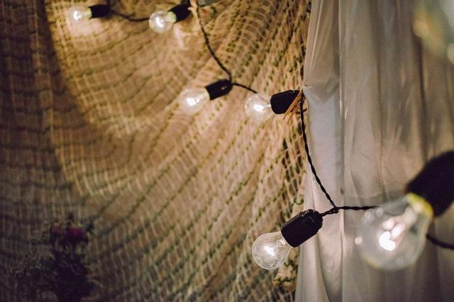 Гирлянда из лампочек и светодиодов своими руками: 5 идей
