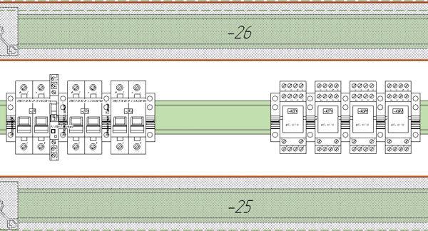 Монтажная схема: назначение, порядок разработки, примеры