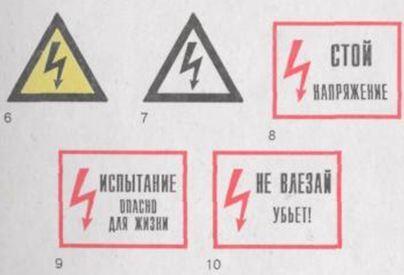 Щиты ограждения в электроустановках: требования, испытания