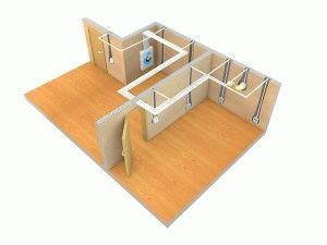 Можно ли отключить старую проводку в квартире и изолировать ее?
