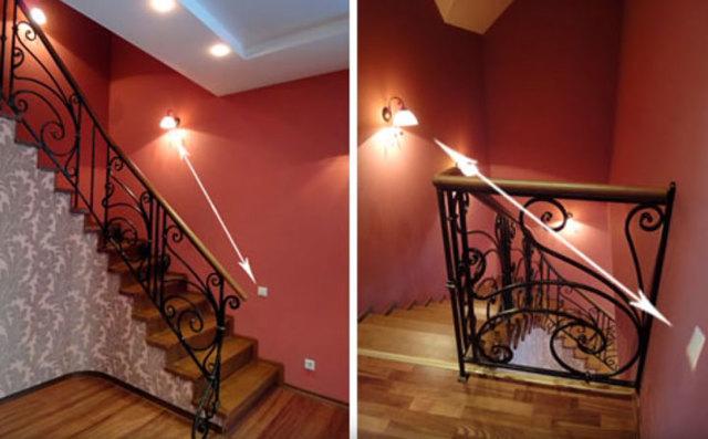Как подключить два выключателя света для независимого управления лампами?