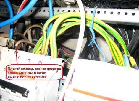Возможно ли срабатывание автомата в щитке при возникновении КЗ до вводного щитка?
