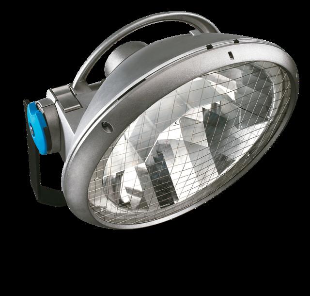 Какие прожекторы выбрать для освещения спортивной площадки?