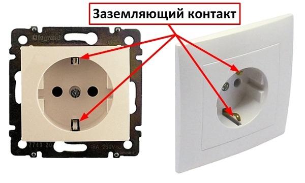 Возможно ли подключение стиральной машины, если в панельке отсутствует заземление?