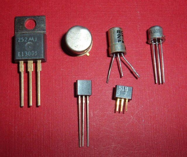 Как работает транзистор: простым языком для чайников, схемы