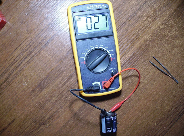 Как определить емкость конденсатора: 4 рабочих способа