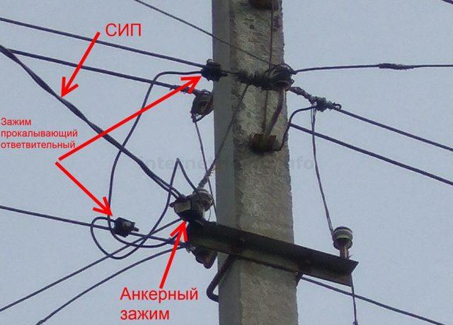 Достаточно ли будет сечения медного кабеля 5*4 мм.кв. для ввода в дом?