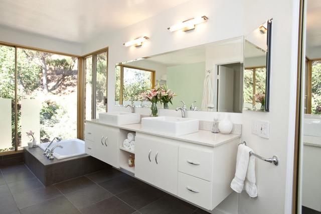 Освещение в ванной комнате: фото, схемы, варианты, дизайн
