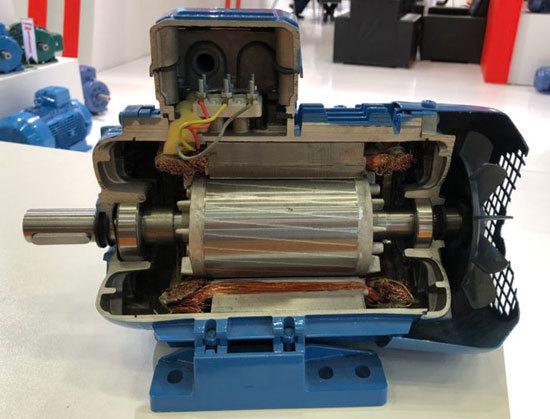 Асинхронный двигатель с короткозамкнутым ротором: конструкция, принцип работы