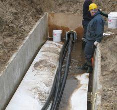 Защита кабеля от механических повреждений: способы, требования