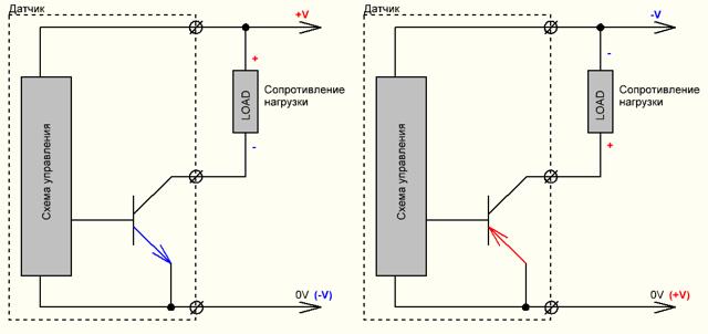 Как подключить бесконтактный датчик ar-g18-3c5pc?