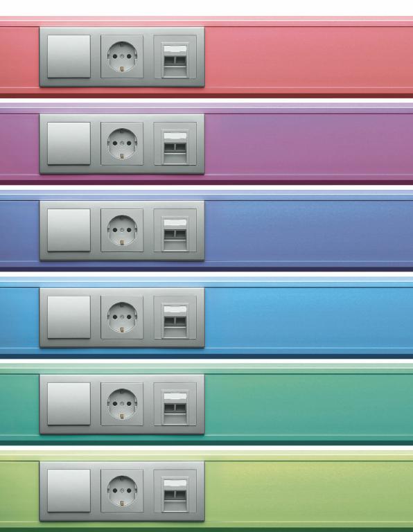 Кабель-каналы (короба для проводов): назначение, виды, размеры, цвета