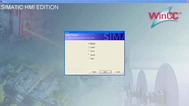 Установка wincc под windows xp sp3