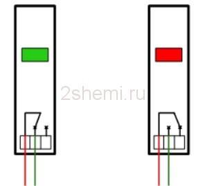 Как подключить однофазный счетчик через ограничитель перенапряжения?