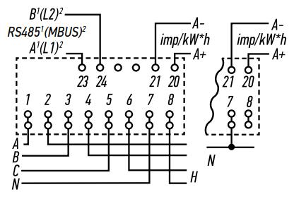 Почему электронный счетчик НЕВА может не видеть ТЭН на 3 КВт?