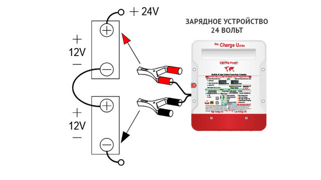 Можно ли одновременно заряжать два запараллеленных аккумулятора?