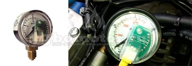Датчик уровня газа ГБО: устройство, установка, подключение