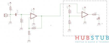 Компаратор напряжения на ОУ: принцип работы, схемы
