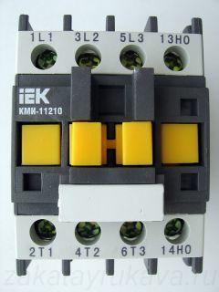 Электромагнитные контакторы: характеристики, подключение