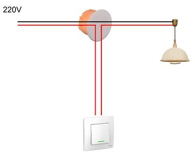 Почему замыкает выключатель света после монтажа проводки в новостройке?