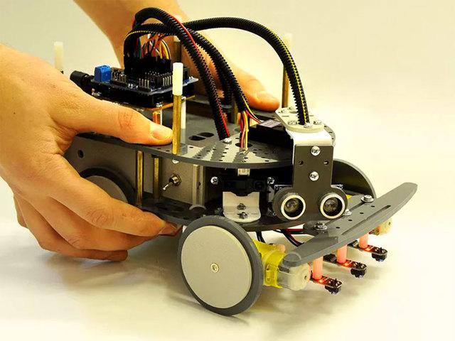Детектор скорости движущегося автомобиля на Ардуино своими руками