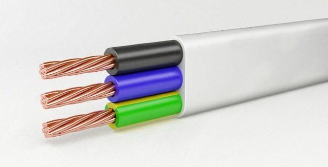 Можно ли применять провод ШВВП в электропроводке?