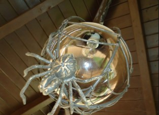 Освещение в беседке: фото идеи, варианты подсветки, схемы