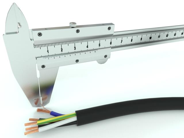 Как определить сечение провода или жил кабеля: 7 способов