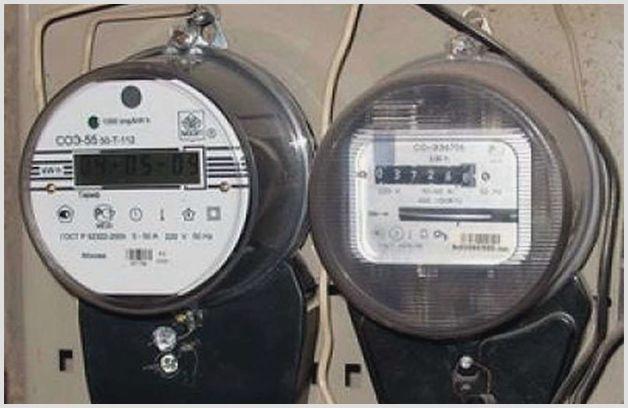Почему счетчик в зимнее отсутствие намотал много кВт? Что с ним случилось?