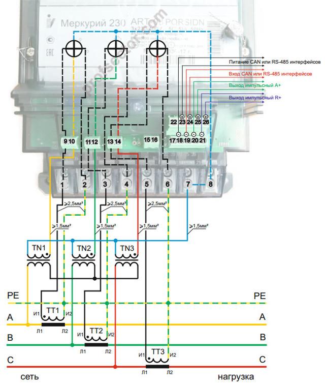 Трансформаторы тока и напряжения: назначение, как выбрать, подключение
