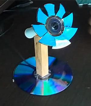 usb вентилятор своими руками: пошаговый мастер-класс