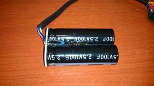 Ионистор - устройство, применение, характеристики