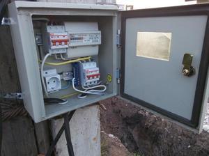 Щиток для автоматов и электросчётчика: назначение, конструкция, выбор и установка