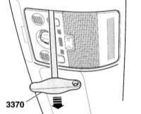 Как снять плафон освещения салона своими руками: мастер-класс