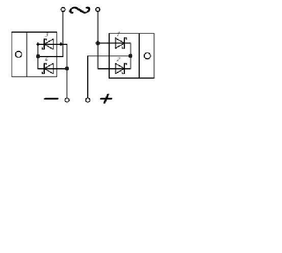 Какие диоды следует использовать для создания диодного моста?