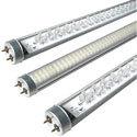 Как заменить на люстре люминесцентные лампы на светодиодные (цоколь 2g11)?
