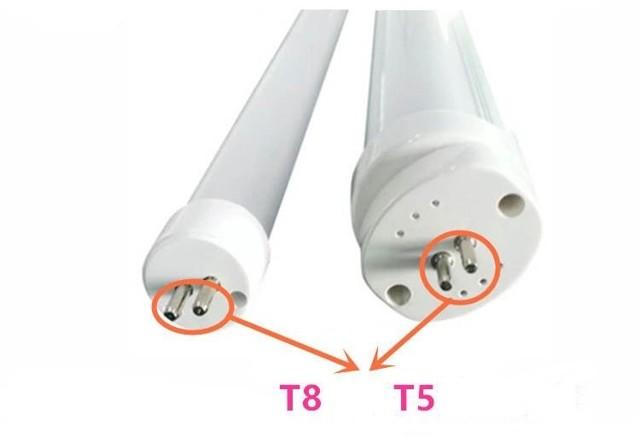 Как правильно подключить трубчатые светодиодные лампы?