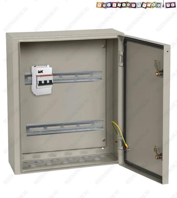 Какое УЗО следует выбрать, если мощность 10 кВт 380В?