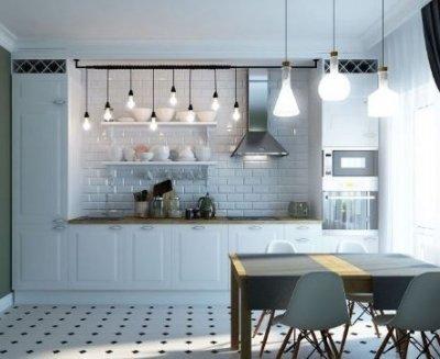 Почему на кухне может отключаться люстра каждые 10 минут?