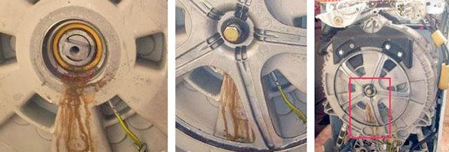 Что за странный звук при работе стиральной машины на малых оборотах?